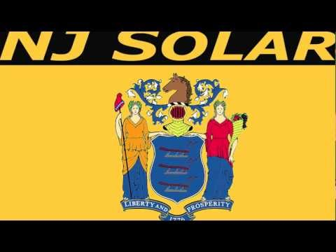 New Jersey Solar Panels in New Jersey Solar