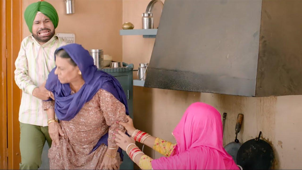 Bebe Tu Kinni Bhari Hain | Harby Sangha | Punjabi Comedy Movies | Funny Movie | Nonstop Comedy Movie