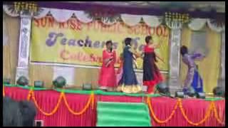 Shanu Sir Stunners (SSSR) GIRLS DANCE ON DHAANI CHUNARIYA