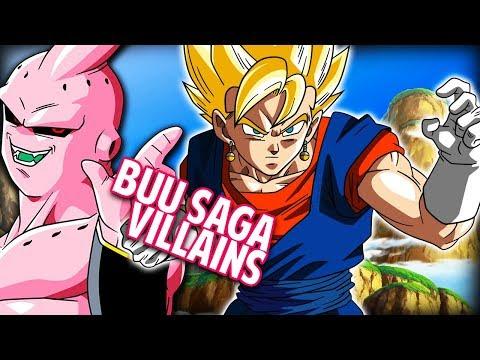 VILLAINS DESERVE A CHANCE! Vegito   Buu Saga Category Team   Dragon Ball Z Dokkan Battle