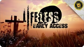 Early Access | Lifeless | The Poor State of the Survival Game Genre (Lifeless Gameplay)