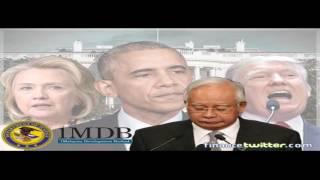 A Tease: najib razak malaysian president donald trump