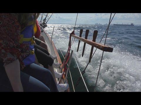 Thunder Bay Ontario Sailing Adventure 2016