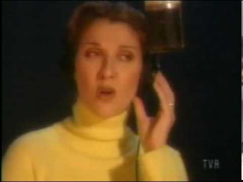 Celine Dion & Garou - Sous le Vent (Celine Pregnant)