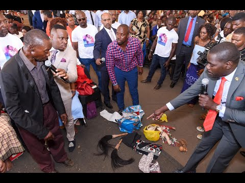 He Came With A Tail Of A Hyena To Church~Watch Their Family Deliverance