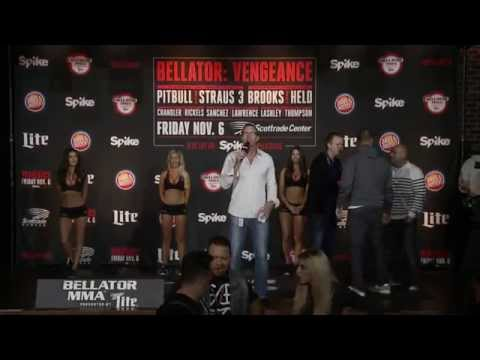 Bellator 145: With A Vengeance Weigh-Ins