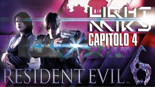 "Resident Evil 6 PS4 Campagna ""Leon e Helena - Capitolo 4"" ITA"