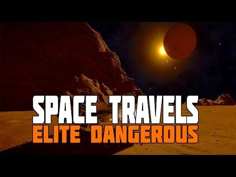 Elite Dangerous - Deep Space Travels