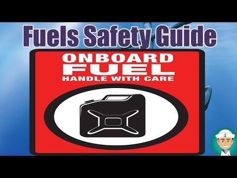 Handling Marine Fuels and Lubricants - Health Aspect