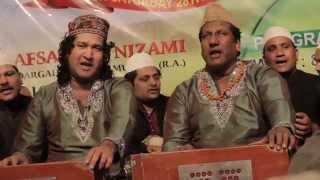 Sufi Qawwali Songs | Kun Faya Kun live Concert at Hazrat Nizamuddin Aulia Dargha