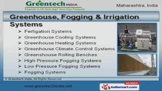 Climate Control Equipment By Greentech India, Pune