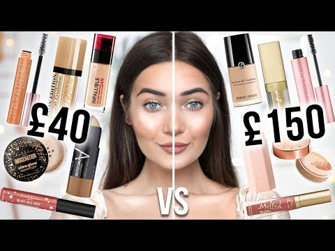 CHEAP DRUGSTORE DUPES FOR HIGH END MAKEUP! I MEAN... thumbnail