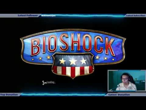 [Malay] Bioshock infinate - 1st play