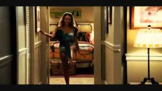 Jessica Alba Sexy Strip in a Movie