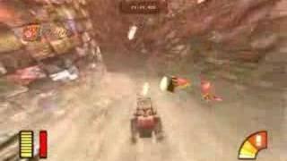 WALL-E Sandstorm Sprint