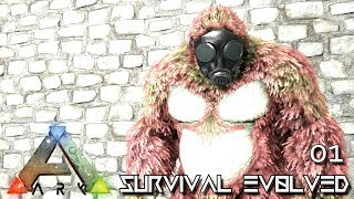 ARK: ABERRATION - EPIC JOURNEY BEGINS !!! E01 (PUGNACIA MOD ARK: SURVIVAL EVOLVED)