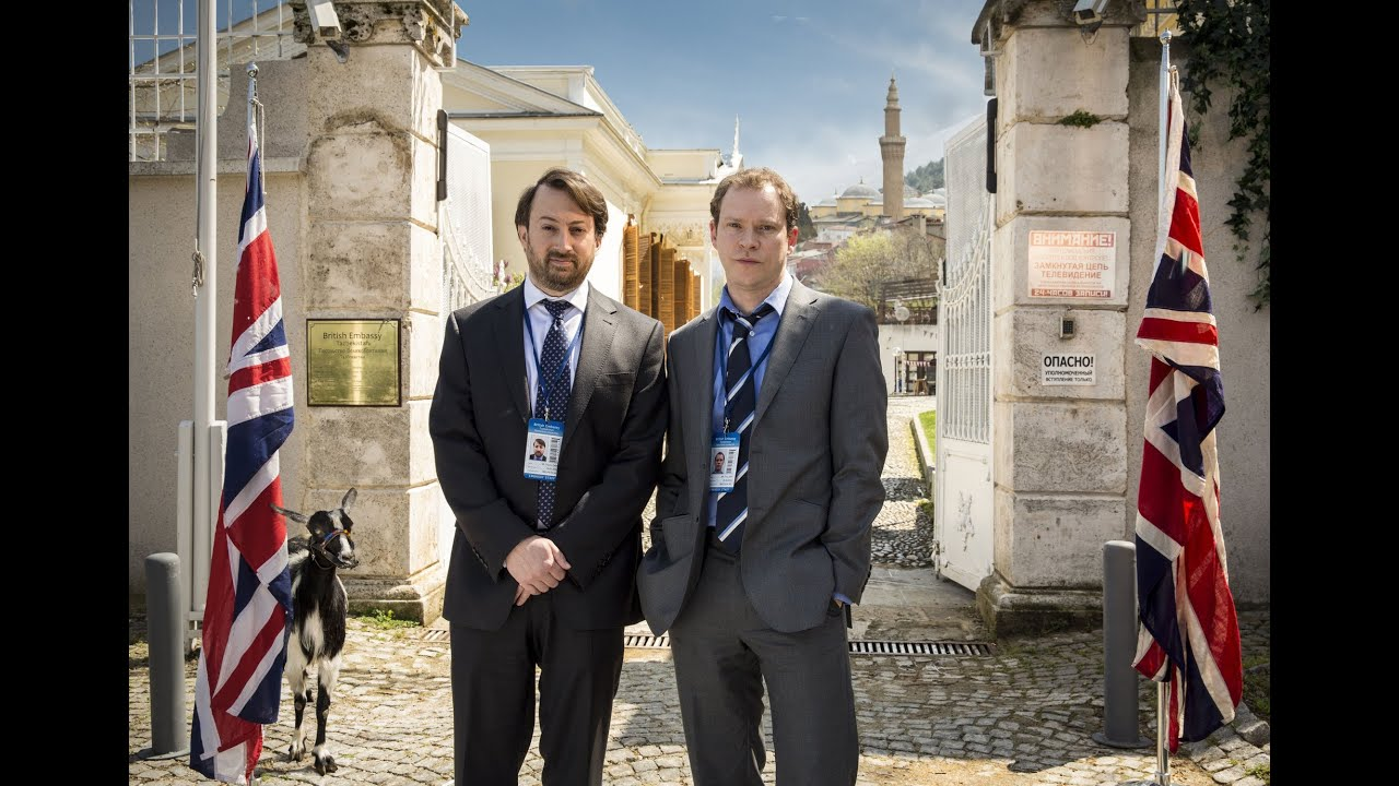 Ambassadors: Trailer - BBC Two