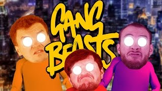 TIME TO BEAT MY FRIENDS! | Gang Beasts (Funny Moments)