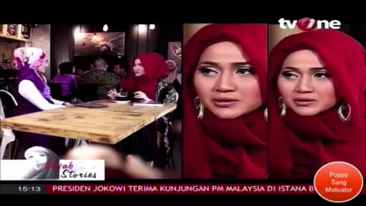 Hijab Stories TvOne Poppy Amalya 11 10 2015 Part 2 3 YouTube