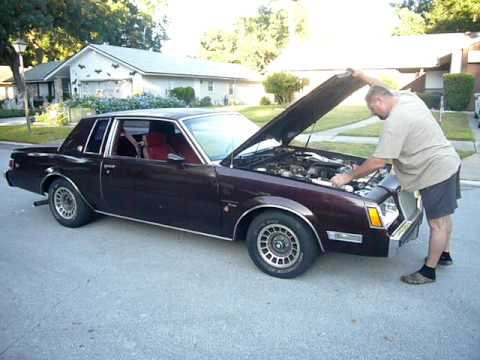 buicks type red buick regal of types t
