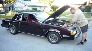 1983 Buick Turbo T-Type