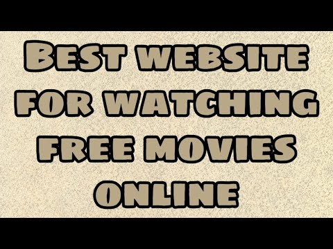 Best website to watch movies online for free| 2020