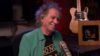 Download Video Keith Richards - 'Talk is Cheap' in conversation with Steven Van Zandt - Part 2 MP3 3GP MP4