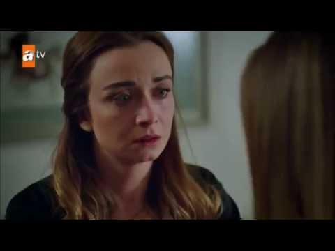 Asiye, Hale'yi intihardan kurtarıyor: Kara Ekmek 15. bölüm - atv