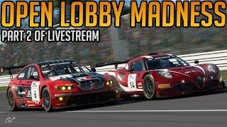 Gran Turismo Sport: Dirt Racing Mayhem [Stream Part 2]