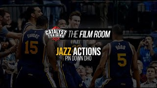 Pin Down DHO || Jazz Actions