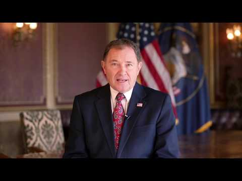 Governor Gary Herbert Celebrates Sorenson Impact's Work in the State of Utah