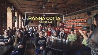 PANNA COTTA fitness club