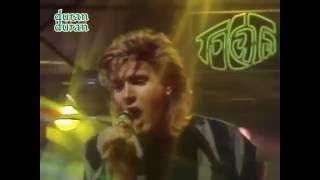 DURAN DURAN The reflex. tocata 1984 tve