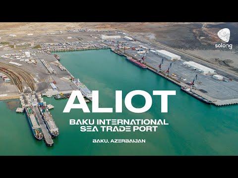 Aliot for Solong live @Baku International Sea Trade Port