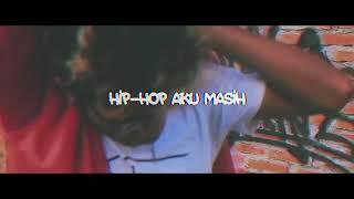 Gambar cover Sony black,,hip hop aku masih