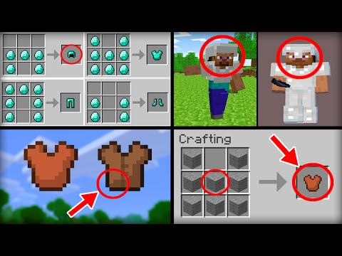 ✔ Minecraft: 15 Things You Didn't Know About Armor