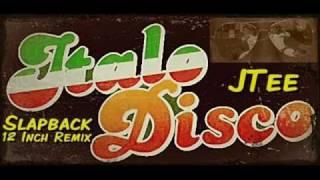 JTee - Slapback (ITALO DISCO 12 inch) Thumbnail