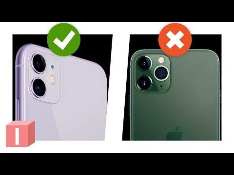 iPhone 11 vs iPhone 11 Pro - ЧТО ВЫБРАТЬ?