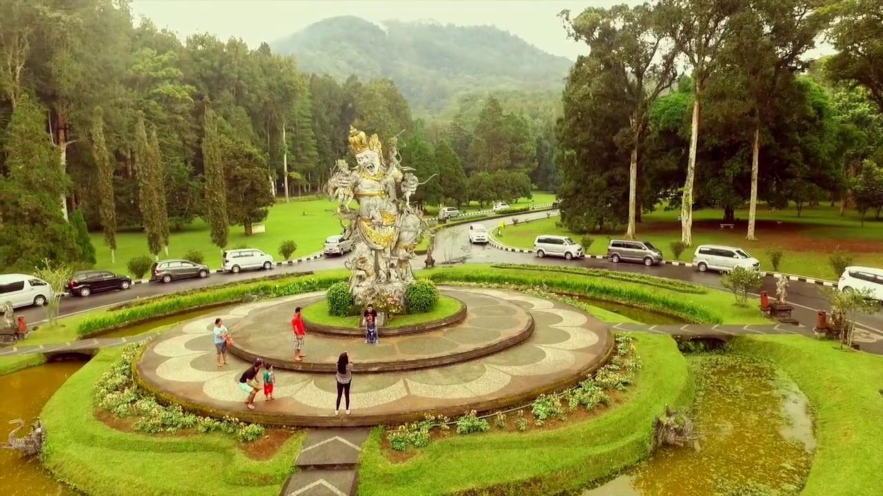 bali botanic garden showcase