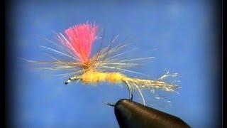 Fly Tying: Sulphur / PMD Parachute Emerger