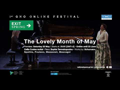 GNO online festival | The Lovely month of May | Promo
