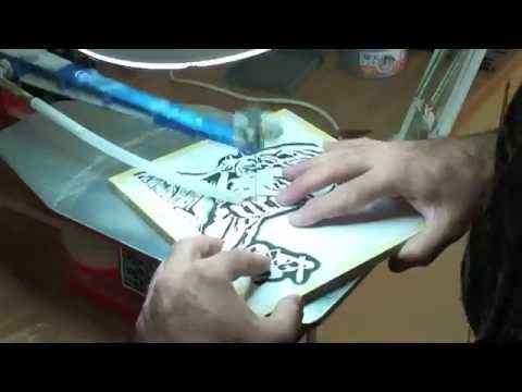 L 39 atelier de bernard scie chantourner d coupe portrait - Scie a chantourner ...