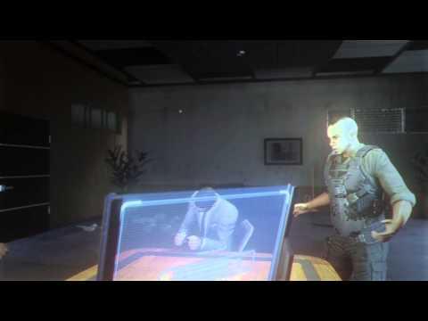 Meet Hades - played by Sharif Ibrahim - Call of Duty®: Advanced Warfare
