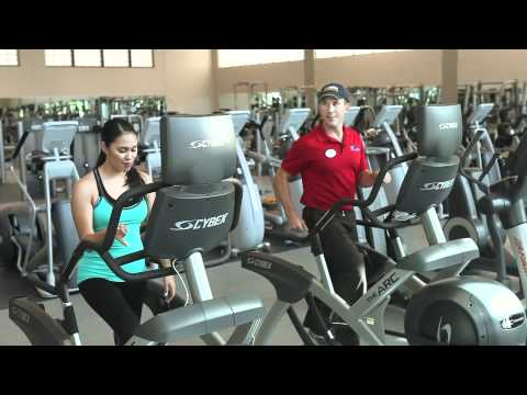 Tour the Joint Base Pearl Harbor-Hickam Fitness Center