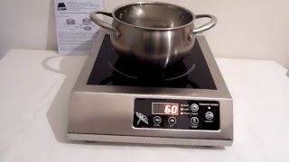Настольная индукционная плита GoodFood IC30