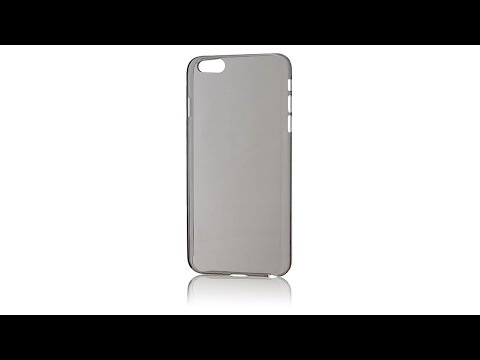 Power Support Air Jacket Smoke for iPhone 6 Plus