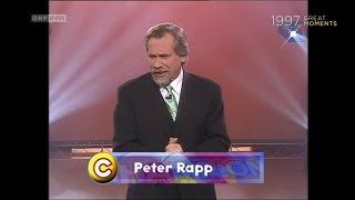 CHAMPION mit Peter Rapp - Komplette Folge der ORF-Samstagabendshow (1997)