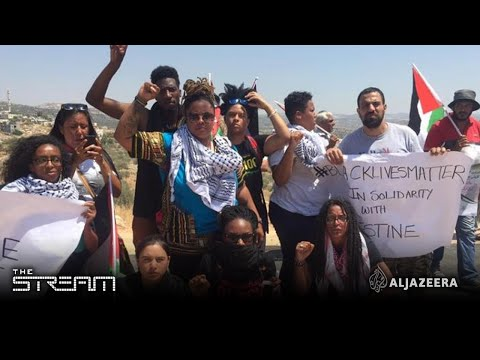 The Stream - #BlackLivesMatter stands up for Palestine