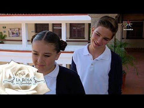 La Rosa De Guadalupe Llenita De Amor Youtube