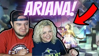 Ariana Grande - No Tears Left To Cry (Live On The Tonight Show) | COUPLE REACTION VIDEO